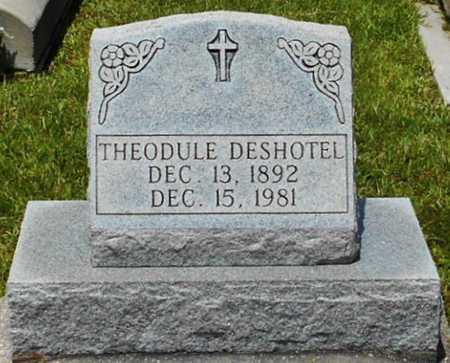 DESHOTEL, THEODULE JULE - Allen County, Louisiana | THEODULE JULE DESHOTEL - Louisiana Gravestone Photos