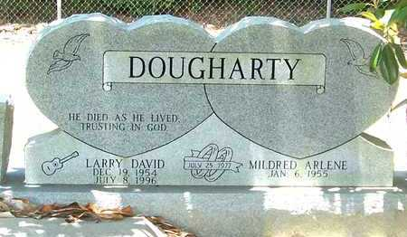 DOUGHARTY, LARRY DAVID - Allen County, Louisiana | LARRY DAVID DOUGHARTY - Louisiana Gravestone Photos