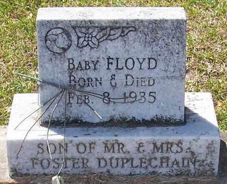 DUPLECHAIN, FLOYD - Allen County, Louisiana | FLOYD DUPLECHAIN - Louisiana Gravestone Photos