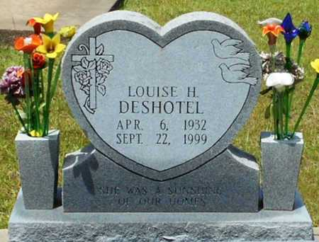 EASTWOOD, LOUISE HOLLIE - Allen County, Louisiana | LOUISE HOLLIE EASTWOOD - Louisiana Gravestone Photos
