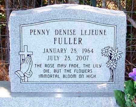 FULLER, PENNY DENISE - Allen County, Louisiana | PENNY DENISE FULLER - Louisiana Gravestone Photos
