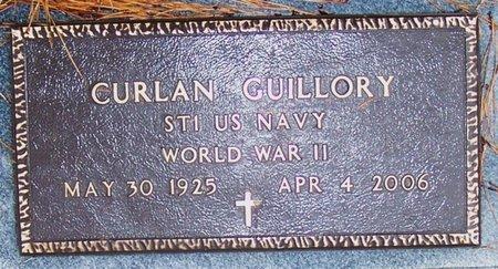 GUILLORY, CURLAN  (VETERAN WWII) - Allen County, Louisiana   CURLAN  (VETERAN WWII) GUILLORY - Louisiana Gravestone Photos