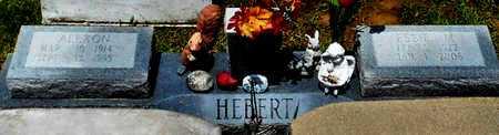 HEBERT, ALEXON - Allen County, Louisiana | ALEXON HEBERT - Louisiana Gravestone Photos