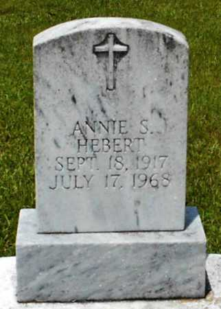 HEBERT, ANNIE - Allen County, Louisiana | ANNIE HEBERT - Louisiana Gravestone Photos