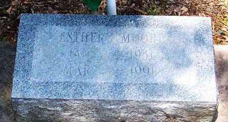 HEBERT, ESTHER - Allen County, Louisiana | ESTHER HEBERT - Louisiana Gravestone Photos