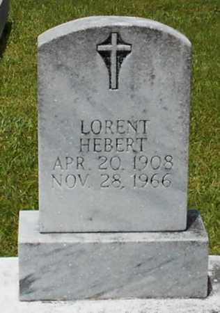 HEBERT, LORENT - Allen County, Louisiana   LORENT HEBERT - Louisiana Gravestone Photos