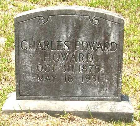 HOWARD, CHARLES EDWARD - Allen County, Louisiana | CHARLES EDWARD HOWARD - Louisiana Gravestone Photos