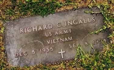 INGALLS, RICHARD C  (VETERAN VIET) - Allen County, Louisiana | RICHARD C  (VETERAN VIET) INGALLS - Louisiana Gravestone Photos