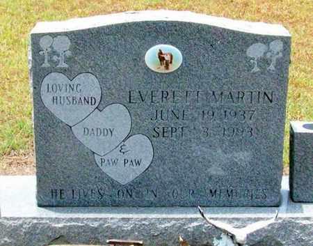 MARTIN, EVERETT - Allen County, Louisiana | EVERETT MARTIN - Louisiana Gravestone Photos