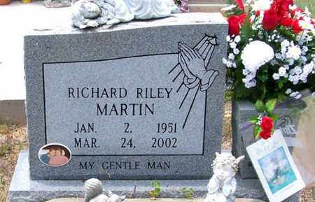 MARTIN, RICHARD RILEY - Allen County, Louisiana   RICHARD RILEY MARTIN - Louisiana Gravestone Photos