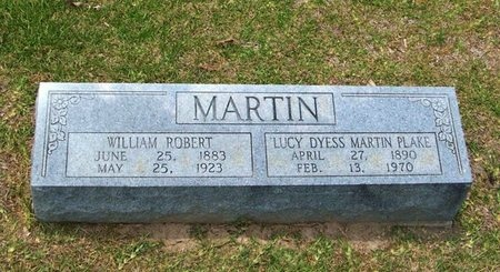 DYESS MARTIN, LUCY - Allen County, Louisiana | LUCY DYESS MARTIN - Louisiana Gravestone Photos