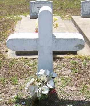MCGEE, UNKNOWN - Allen County, Louisiana | UNKNOWN MCGEE - Louisiana Gravestone Photos