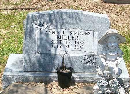 MILLER, ANNIE LEE - Allen County, Louisiana   ANNIE LEE MILLER - Louisiana Gravestone Photos