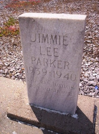 PARKER, JIMMIE LEE - Allen County, Louisiana | JIMMIE LEE PARKER - Louisiana Gravestone Photos