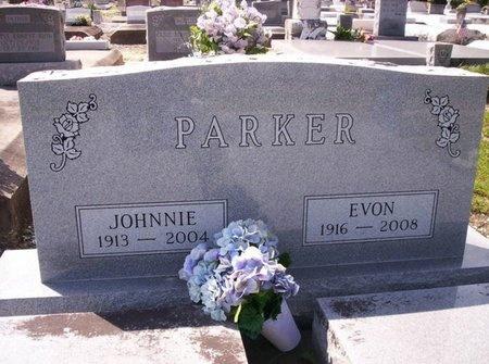 PARKER, EVON - Allen County, Louisiana | EVON PARKER - Louisiana Gravestone Photos