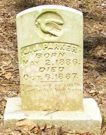 PARKER, J J - Allen County, Louisiana | J J PARKER - Louisiana Gravestone Photos