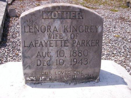 PARKER, LENORA - Allen County, Louisiana | LENORA PARKER - Louisiana Gravestone Photos