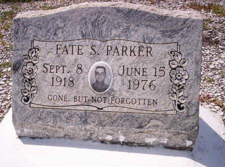 "PARKER, LAFAYETTE S ""FATE"" - Allen County, Louisiana   LAFAYETTE S ""FATE"" PARKER - Louisiana Gravestone Photos"