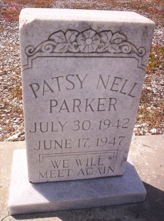 PARKER, PATSY NELL - Allen County, Louisiana | PATSY NELL PARKER - Louisiana Gravestone Photos