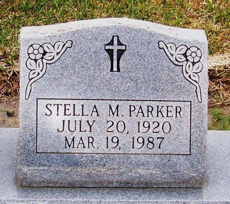 PARKER, STELLA M - Allen County, Louisiana | STELLA M PARKER - Louisiana Gravestone Photos