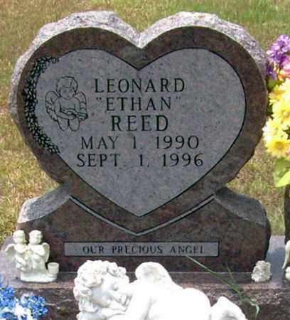 "REED, LEONARD  ""ETHAN"" - Allen County, Louisiana | LEONARD  ""ETHAN"" REED - Louisiana Gravestone Photos"