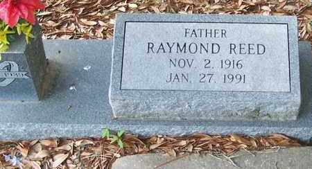 REED, RAYMOND - Allen County, Louisiana   RAYMOND REED - Louisiana Gravestone Photos