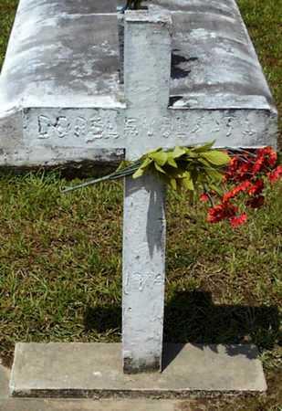 DESHOTEL, DORSELENE - Allen County, Louisiana   DORSELENE DESHOTEL - Louisiana Gravestone Photos