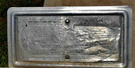 HALE, CHARLES WENDELL, JR - Allen County, Louisiana   CHARLES WENDELL, JR HALE - Louisiana Gravestone Photos