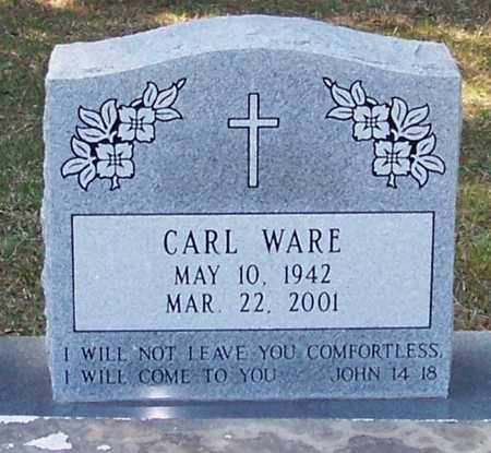 WARE, CARL - Allen County, Louisiana | CARL WARE - Louisiana Gravestone Photos