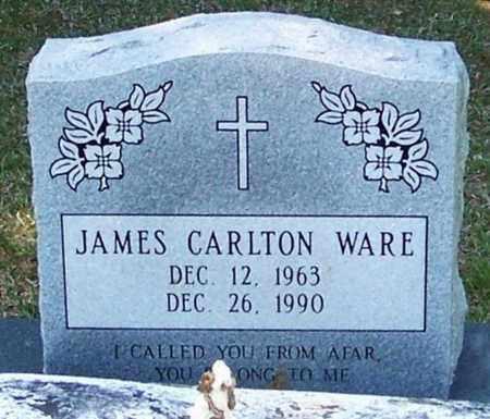 WARE, JAMES CARLTON  (2ND STONE) - Allen County, Louisiana | JAMES CARLTON  (2ND STONE) WARE - Louisiana Gravestone Photos