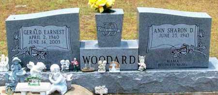 WOODARD, GERALD EARNEST - Allen County, Louisiana | GERALD EARNEST WOODARD - Louisiana Gravestone Photos