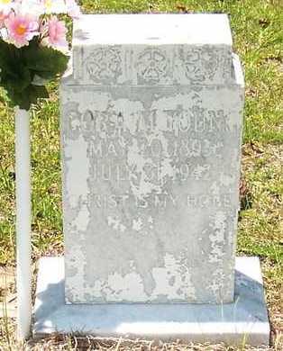 YOUNG, CORA - Allen County, Louisiana | CORA YOUNG - Louisiana Gravestone Photos