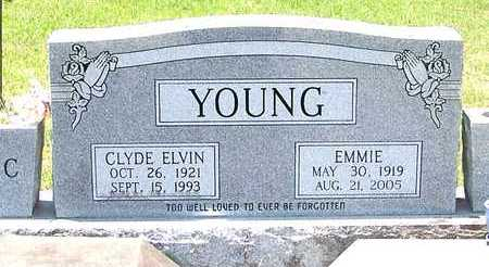 YOUNG, EMMIE - Allen County, Louisiana | EMMIE YOUNG - Louisiana Gravestone Photos