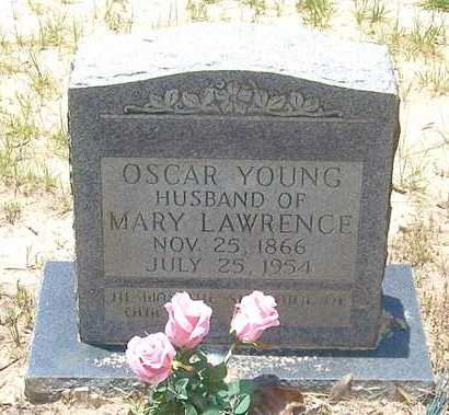 YOUNG, OSCAR - Allen County, Louisiana | OSCAR YOUNG - Louisiana Gravestone Photos