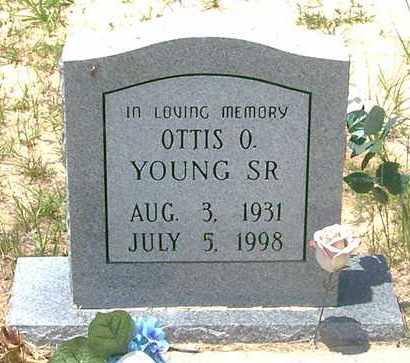 YOUNG, OTTIS O,SR - Allen County, Louisiana | OTTIS O,SR YOUNG - Louisiana Gravestone Photos