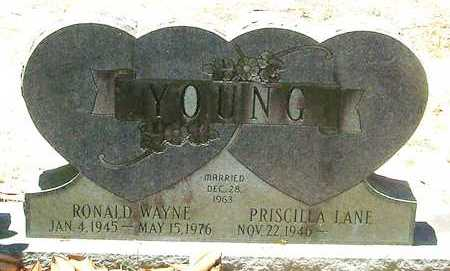 YOUNG, RONALD WAYNE - Allen County, Louisiana | RONALD WAYNE YOUNG - Louisiana Gravestone Photos