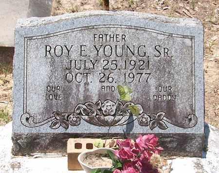 YOUNG, ROY E, SR - Allen County, Louisiana   ROY E, SR YOUNG - Louisiana Gravestone Photos