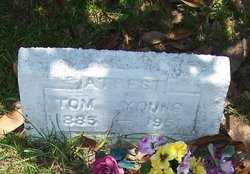 YOUNG, TOM - Allen County, Louisiana | TOM YOUNG - Louisiana Gravestone Photos
