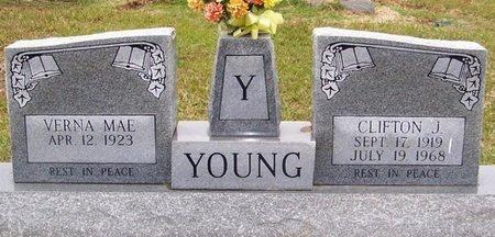 YOUNG, VERNA MAE - Allen County, Louisiana | VERNA MAE YOUNG - Louisiana Gravestone Photos