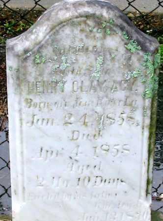ACY, HENRY CLAY - Ascension County, Louisiana   HENRY CLAY ACY - Louisiana Gravestone Photos