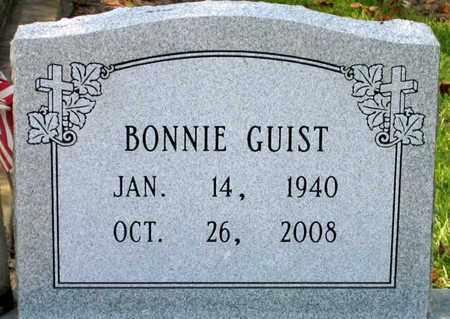 GUIST, BONNIE MAE - Ascension County, Louisiana | BONNIE MAE GUIST - Louisiana Gravestone Photos