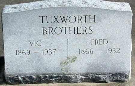 TUXWORTH, FRED - Ascension County, Louisiana | FRED TUXWORTH - Louisiana Gravestone Photos