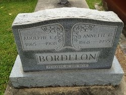 BORDELON, ADOLPHE E - Avoyelles County, Louisiana | ADOLPHE E BORDELON - Louisiana Gravestone Photos