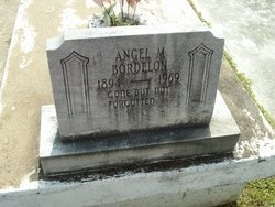 BORDELON, ANGEL - Avoyelles County, Louisiana | ANGEL BORDELON - Louisiana Gravestone Photos