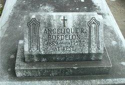 BORDELON, ANGELIQUE - Avoyelles County, Louisiana | ANGELIQUE BORDELON - Louisiana Gravestone Photos