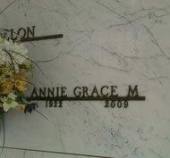 BORDELON, ANNIE GRACE - Avoyelles County, Louisiana   ANNIE GRACE BORDELON - Louisiana Gravestone Photos