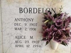 BORDELON, ANTHONY - Avoyelles County, Louisiana   ANTHONY BORDELON - Louisiana Gravestone Photos
