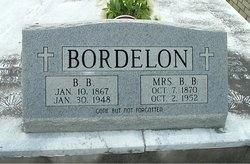 BORDELON, JOSEPHINE - Avoyelles County, Louisiana | JOSEPHINE BORDELON - Louisiana Gravestone Photos