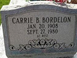 BORDELON, CARRIE - Avoyelles County, Louisiana | CARRIE BORDELON - Louisiana Gravestone Photos