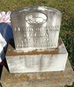 BORDELON, COURTNEY MARIE - Avoyelles County, Louisiana | COURTNEY MARIE BORDELON - Louisiana Gravestone Photos